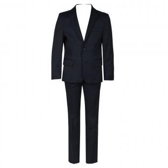 Festlicher Anzug Jungen klassisch (ohne Hemd und Krawatte), dunkelblau