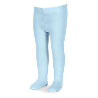 Jungen Strumpfhose einfarbig, bleu - 8601630