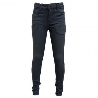 Jungen Kinder Garcia Stoffhose NO5516 Xevi superslim fit Hose mit verstellbarem Bund, blau cool blue – 2807