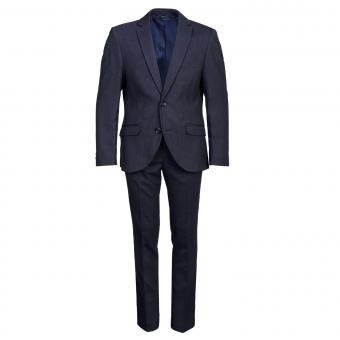 Festlicher Blazeranzug Jungen (ohne Hemd und Krawatte), dunkelblau - 4535700