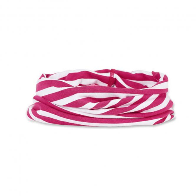 Mädchen Baby Loop Allrounder, UV-Schutz 50+, pink-weiß - 1521750
