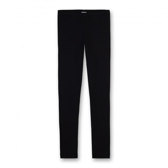 Lange Unterhose Jungs, schwarz - 333578