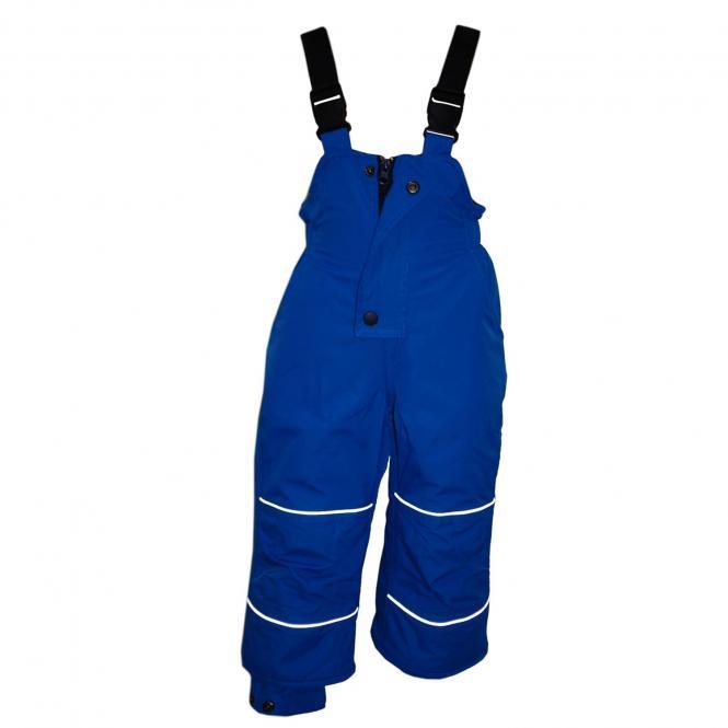 Outburst Mädchen Skihose Schneehose Fleecefutter Wasserdicht 10.000 mm Wassersäule, blau - 4860902