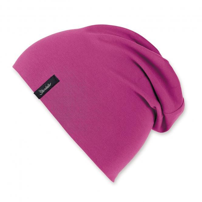 Mädchen Mütze Beanie Übergangsmütze von Sterntaler, pink - 1531401p