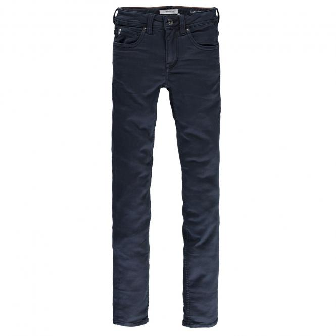 Garcia Jungen Hose Stoffhose Xandro super slim fit, dunkelblau - GS930727 - 292 dark moon