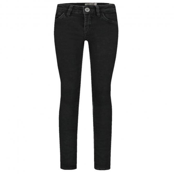 Mädchen Jeans Hose 510 Sara super Slim, schwarz - 2118