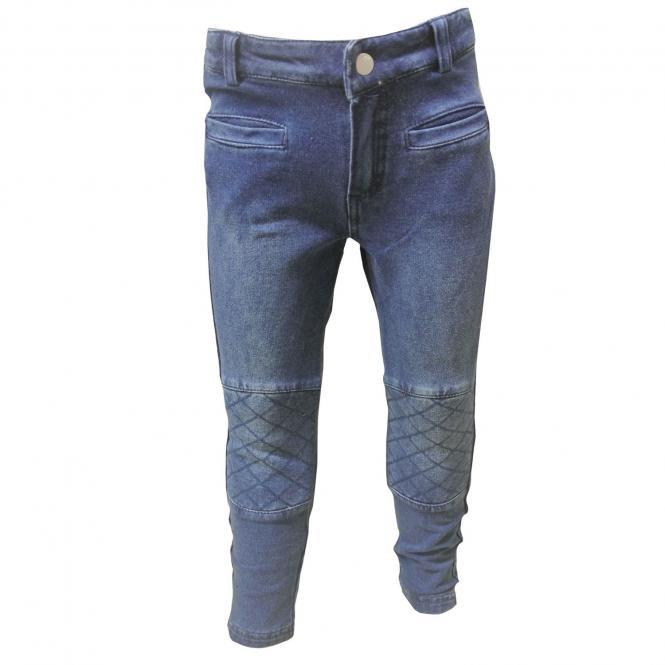 Stoffhose für Mädchen, blau