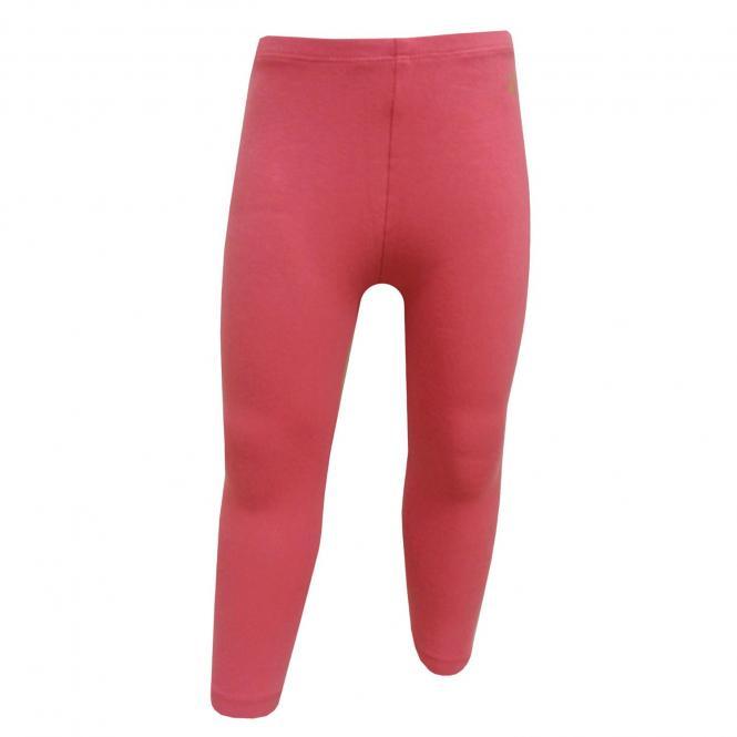Baby Mädchen Leggings lang, pink