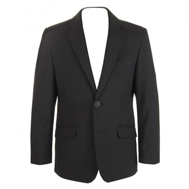 Jungen Blazer Regular Fit G.O.L. schwarz (ohne Hemd und Krawatte) - 3537300.