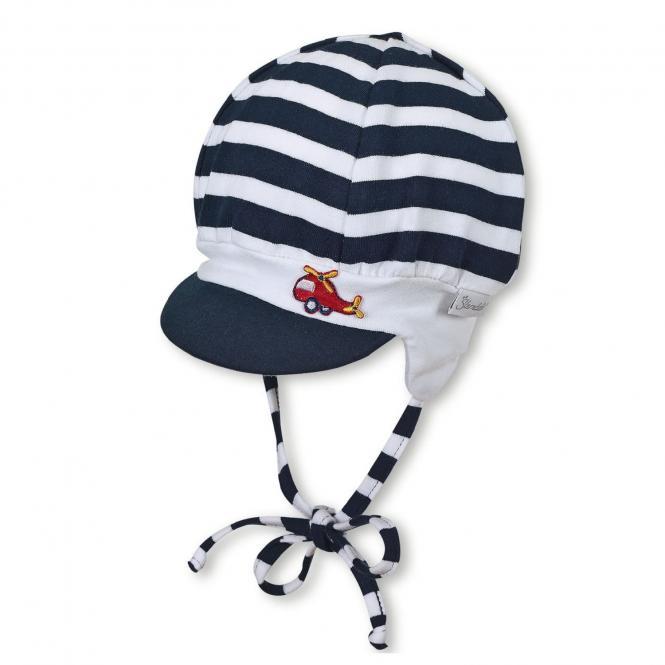 Jungen Schirmmütze, LSF 50+, marineblau - 1601910