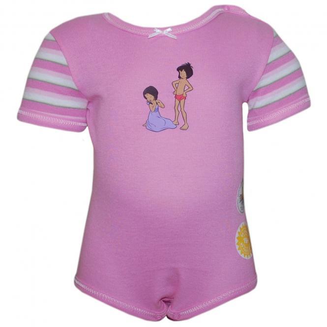 Baby Body Mädchen, rosa