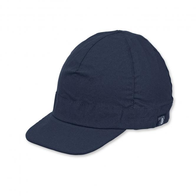 Jungen Schirmmütze Cappi einfarbig, marine - 1631610