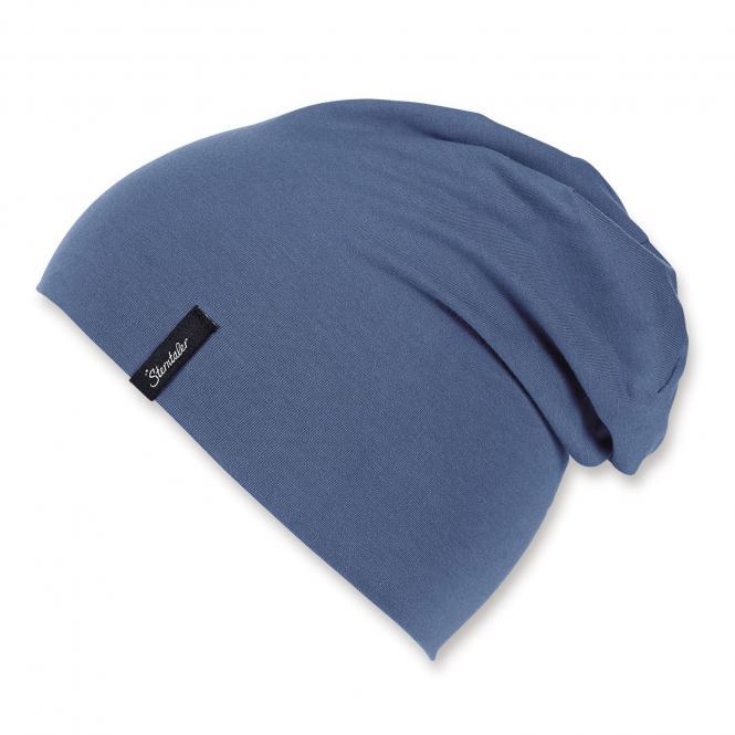 Jungen Mütze Beanie Übergangsmütze von Sterntaler, blau - 1531401b
