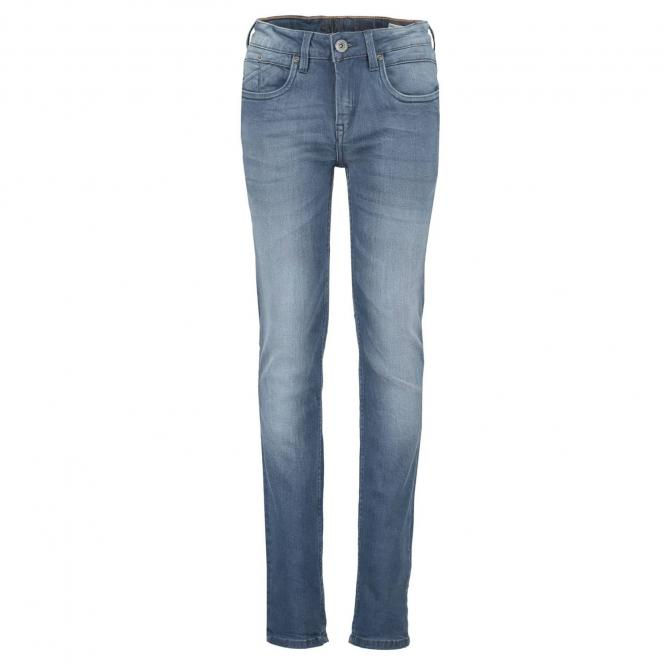 Jungen Jeans Hose 350 Lazlo Regular Jeans, light blue - 2865