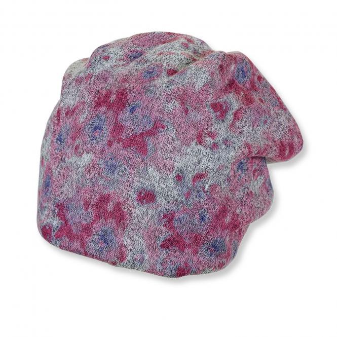 Mädchen Beanie Mütze, pink - 4421612