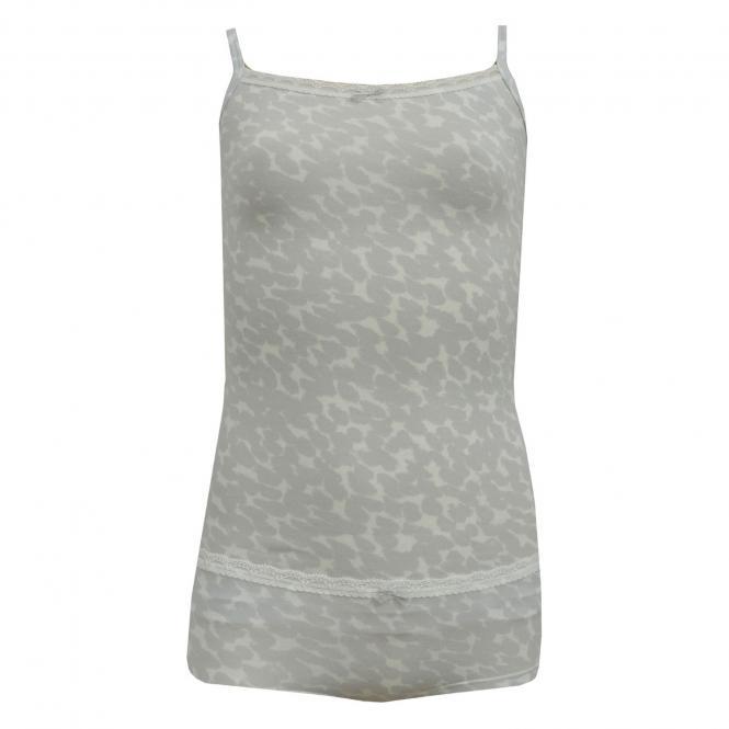 Mädchen Set (Unterhemd und Panty), Grau - 344496