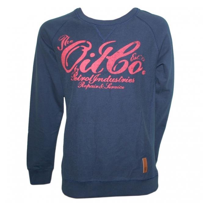 Jungen Sweater Pullover, dunkelblau