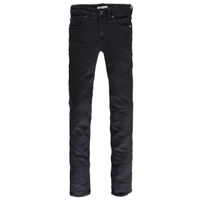 Garcia Jungen Hose Stoffhose Xandro super slim fit, schwarz - GS930727 - 1755 off black