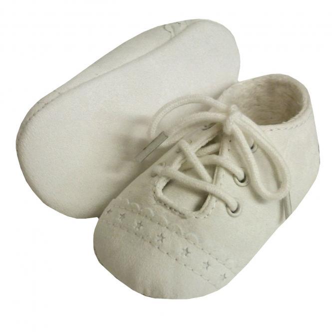 Baby Schuhe Mädchen, weiß - 9353