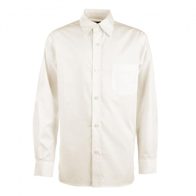 G.O.L-Jungen festliches Hemd langarm-Beige-5518400