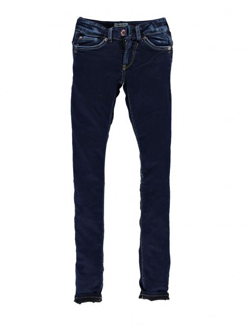Mädchen Jeans Hose 510 Sara super Slim, blau - 1507