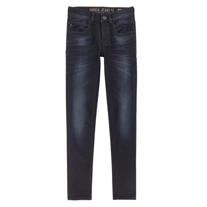 Jungen Jeans Hose 320 Xandro Superslim Jeans, flow denim - 2539