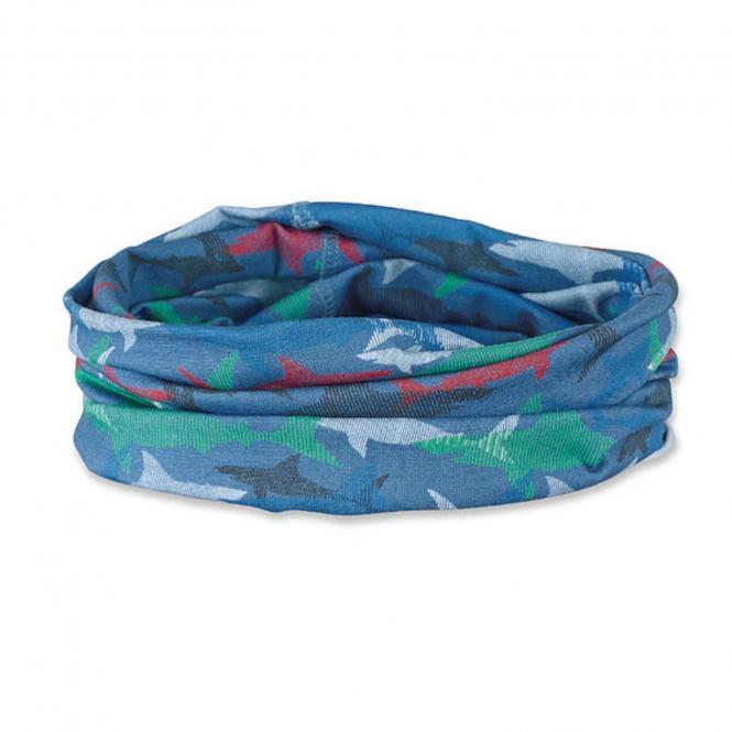 """Jungen Baby Loop Allrounder, UV-Schutz 30, blau """"Haie"""" - 1521964"""