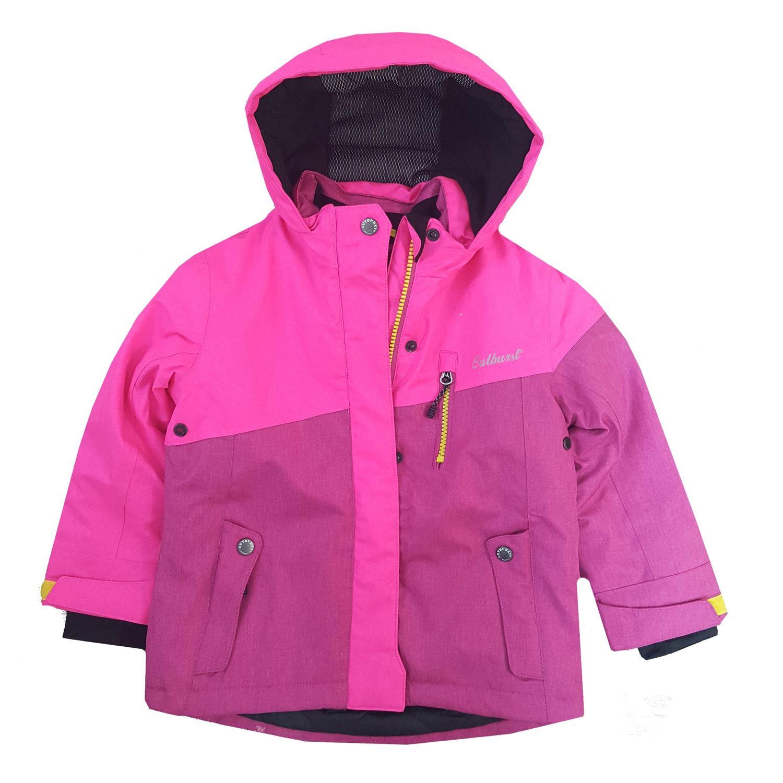 half off dafe5 7fb90 Outburst Mädchen Winterjacke Skijacke von Outburst , pink ...