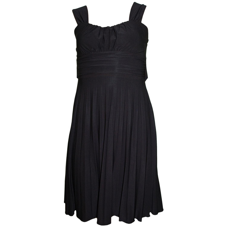 Eisend Festliches Kleid Mädchen, schwarz | Exclusive ...
