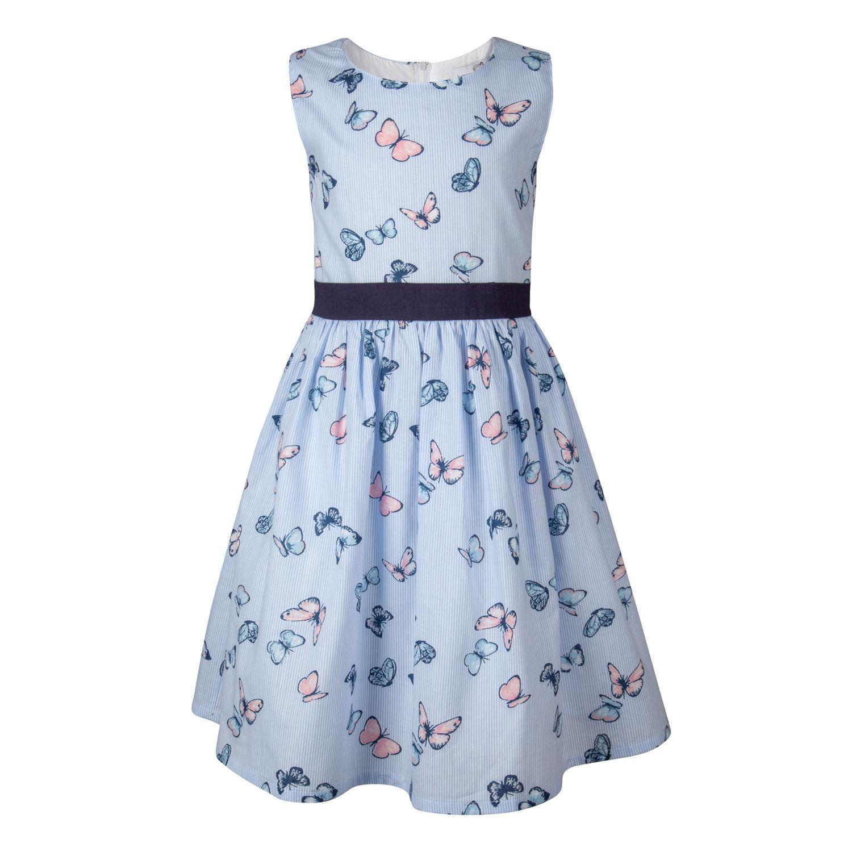 Eisend Mädchen Sommerkleid Festmode festliches Kleid...