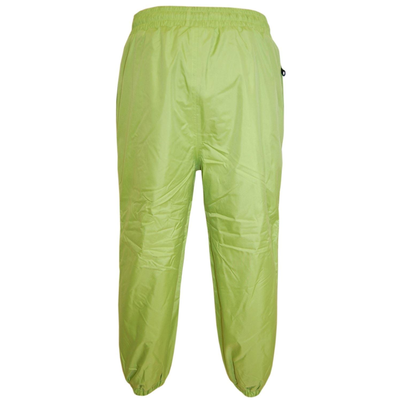 Grün Jungen Mädchen Regenhose Skihose Schneehose Fleece-Futter wasserundurchlässig Outburst
