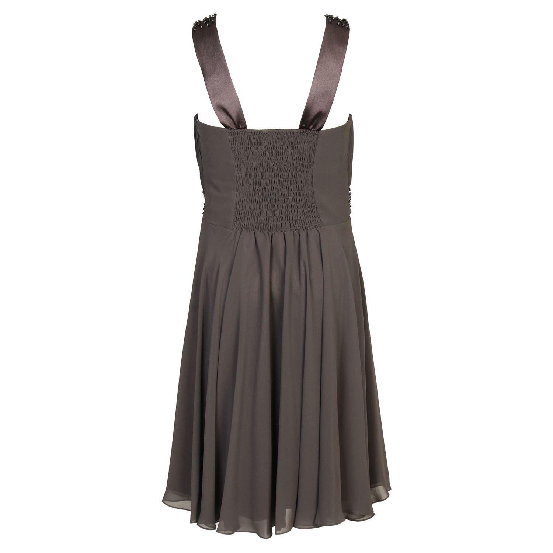 G.O.L. Festliches Kleid Mädchen mit Pailetten und Stola ...